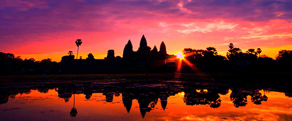 Angkor Wat Kingdom of Wonder